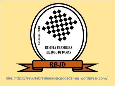 Revista Brasileira de Jogo de Damas-RBJD